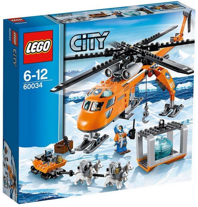The Lego City Arctic Helicrane - a great selection of Lego construction sets at Wonderland Models.  http://www.wonderlandmodels.com/products/lego-city-arctic-helicrane/