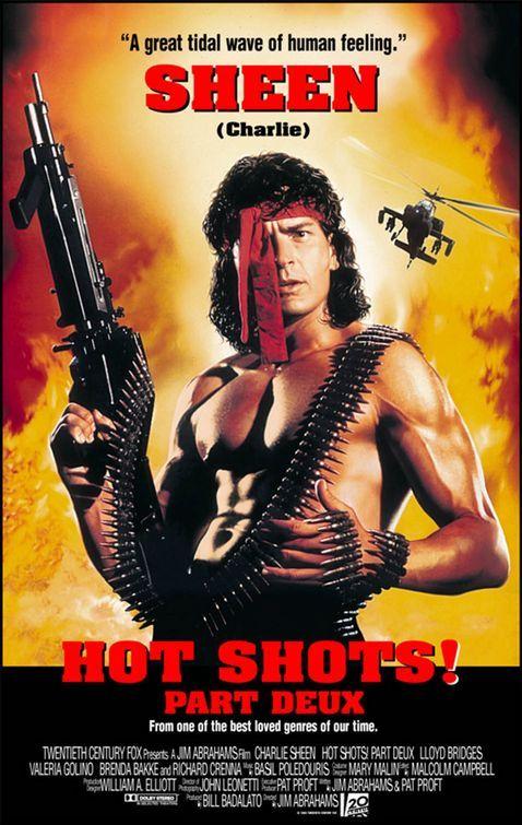 Hot Shots Pat Deux(1993)