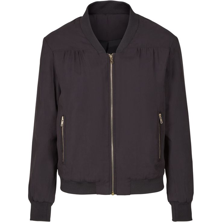 Jones bumber jacket Cool bomber jacket. Perfect for both jeans and a pretty dress.  Black Swan Fashion SS17