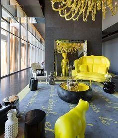 Modern chairs take place in any corner of your home. The secret is in the environment and surroundings that you will be able to create. With the creations and ideas of Philippe Strack, this becomes possible. http://modernchairs.eu/