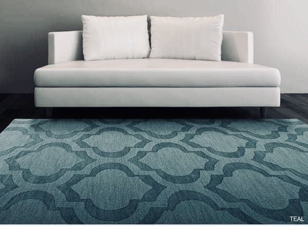 Teal 5x7 Area Rug For Sale In Pompano Beach Fl Furniture Used