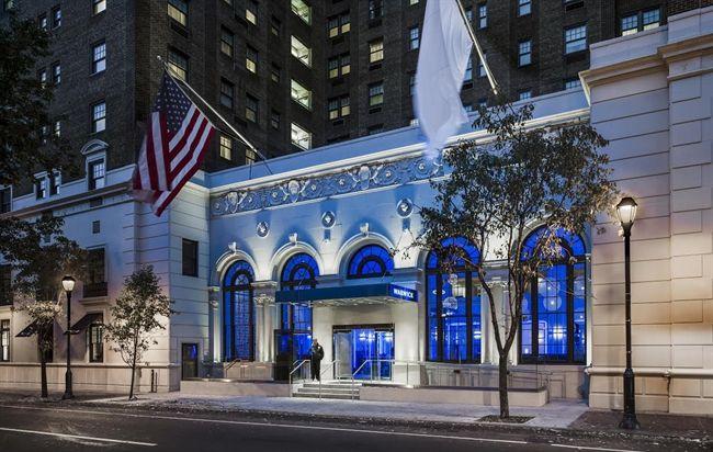 Warwick Hotel Rittenhouse Square Philadelphia Official Website - Downtown Philadelphia Hotels