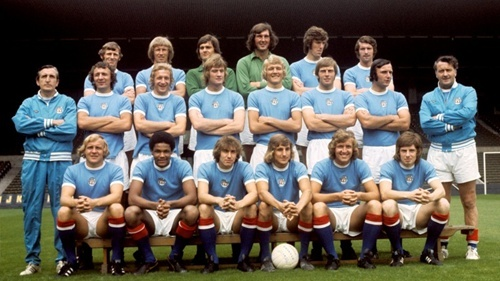 Manchester City FC 1973 - #MCFC  #Quiz  #Manchester #City