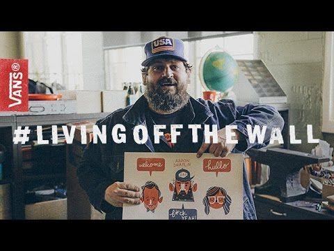 Documentarian: Jared Eberhardt. We meet Aaron Draplin at his day job as a designer at his studio, Draplin Design Company in Portland, Oregon. The tour quickl...