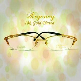 "Frame Kacamata Pria Wanita Regency Fiorano Authentic Asli Original  SUPER SALE!!! NORMAL PRICE Rp 5.500.000- Kacamata Regency Fiorano 828T ""Authentic made by Regency ITALY""  Warna: Gold Bahan: Titanium 18K Gold Plated Ukuran: Lebar Lensa 5.3 cm Hidung 1.6 cm Gagang 13.8 cm  Jewellery yang terdapat pada kacamata ini adalah swarovski asli yang mana memiliki beberapa macam pilihan warna yaitu: merah biru dan bening. Jewellery ini tercover dalam salah satu garansi kami antara lain adalah…"