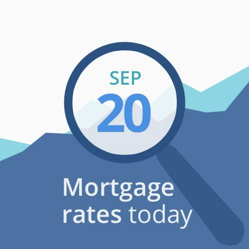 Mortgage Rates Today September 20 2019 Plus Lock
