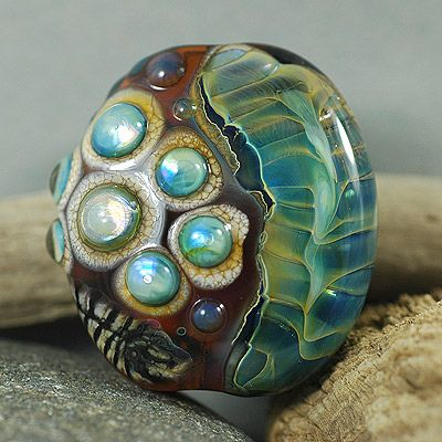 lampwork focal bead