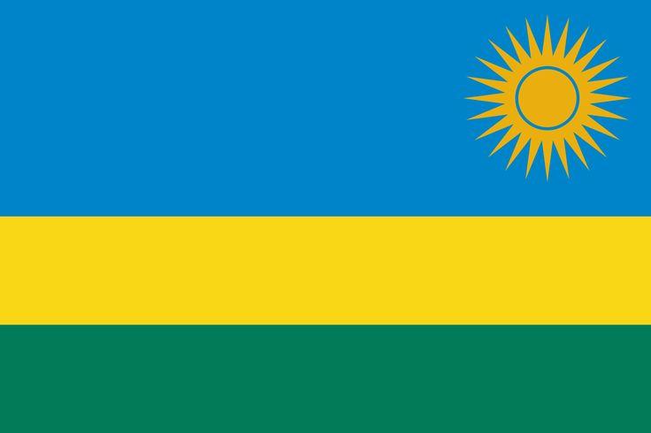 rwanda flag - Google Search