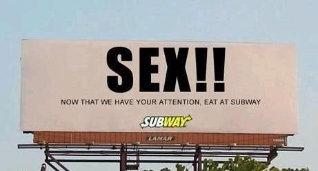 My favourite outdoor ad