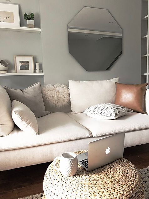 Our IKEA Söderhamn Makeover & Comfort Works Sofa Covers ...
