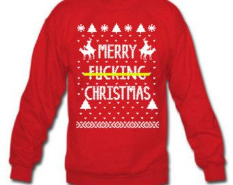 Naughty Christmas Sweaters that are fun to wear and will keep your friends and laughing at the National Ugly Christmas Sweater Day We selected some of the funniest Christmas sweaters collection . Here are a few ugly sweaters you need to buy now http://naughtychristmassweaterss.blogspot.com/