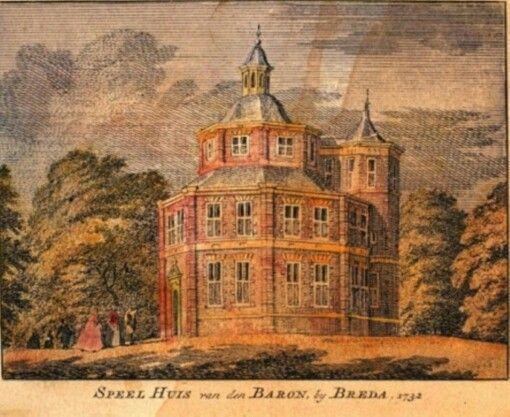 Speelhuis van de baron van Breda