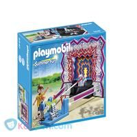 PLAYMOBIL 5547 Kermis Blikken omgooien - Koppen.com PLAYMOBIL 5547 Kermis Blikken omgooien. Probeer zo goed mogelijk op de blikken te schieten met Playmobil Blikken omgooien! De lanceerbuis kan in verschillende richtingen gedraaid worden, voor nog betere resultaten! Met 2 figuren, blikken en accessoires. - See more at: http://www.koppen.com/producten/product/playmobil-5547-kermis-blikken-omgooien#sthash.IjoTjik4.dpuf