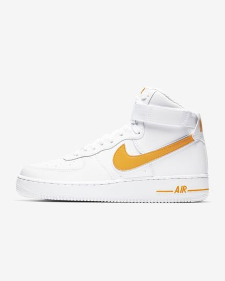 3ffe73512ef26 Air Force 1 High '07 3 Men's Shoe in 2019   Summer SZN   Nike air ...