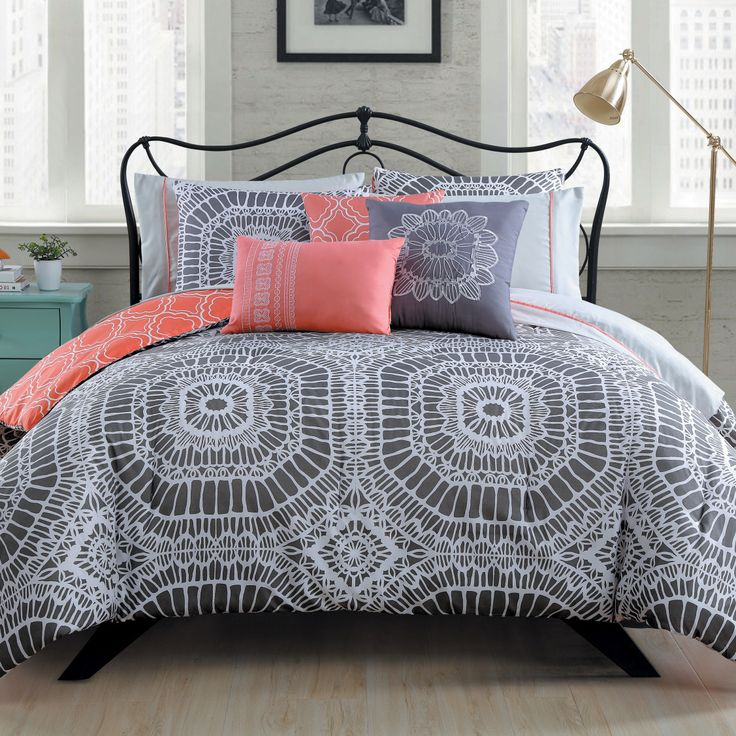 Petra 10 Piece Bed in a Bag Set