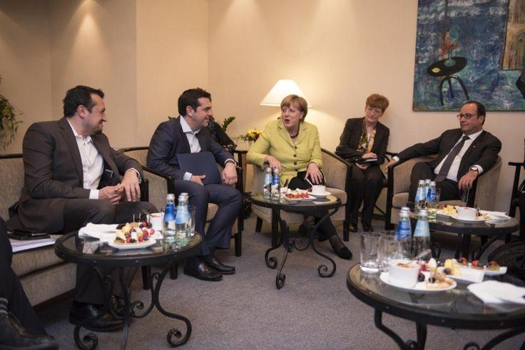 Ρίγα: «Σε επικοιδομητικό κλίμα» οι συζητήσεις αλλά η συμφωνία αργεί…