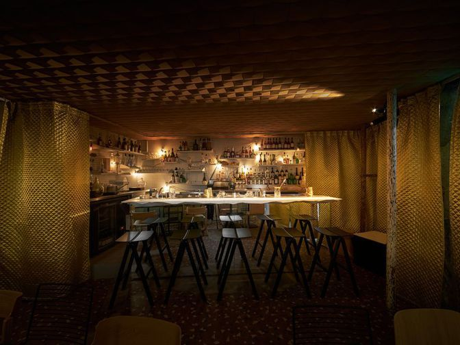 Le Syndicat, Paris / Cut Architectures - Guide Fooding®