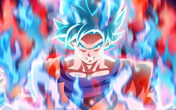 Download Goku Dragon Ball Super 5k Background 26771 In Anime Backgrounds Hd 5k Pure High Defini Dragon Ball Wallpapers Anime Dragon Ball Super Goku Wallpaper