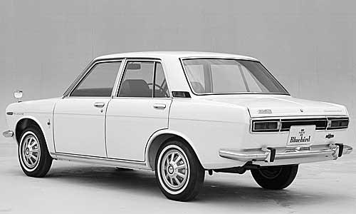 Souvenirs de … 1968  Datsun 510