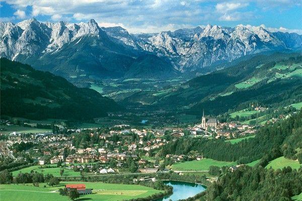 Sankt Johann, Austria