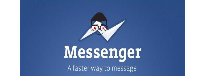 Facebook Messenger | AmkTekno - Mizahi Mobil Haber ve Teknoloji Haberleri