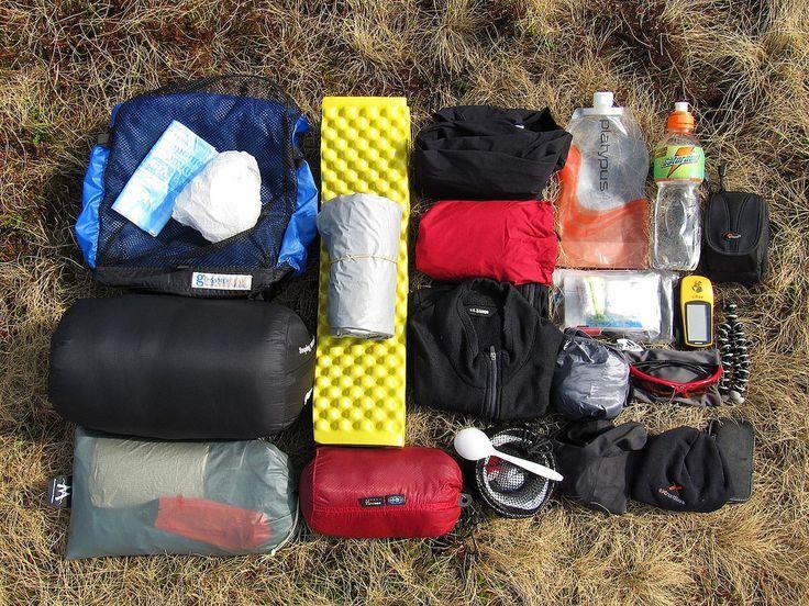 Ultralight Backpacking Gear