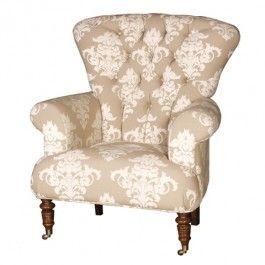 Cream Chatsworth Armchair £575