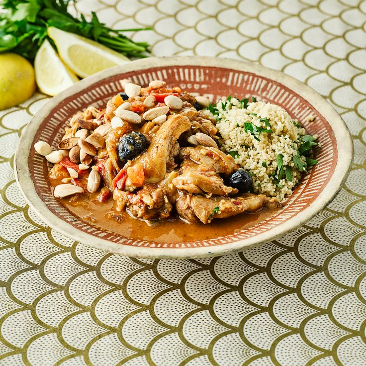 A quick and easy Moroccan Lemon & Apricot Chicken Tagine recipe, from our authentic Moroccan cuisine collection. Find brilliant recipe ideas and cooking tips at Gousto