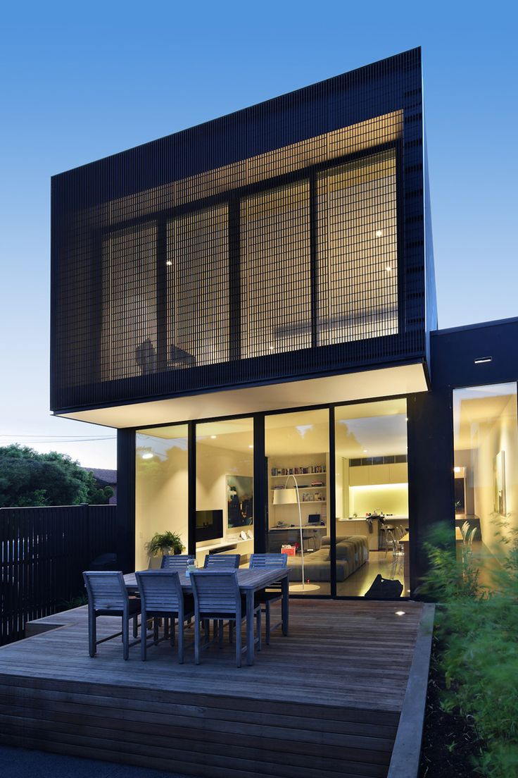 Cube House By Carr Design Group // Melbourne, Australia