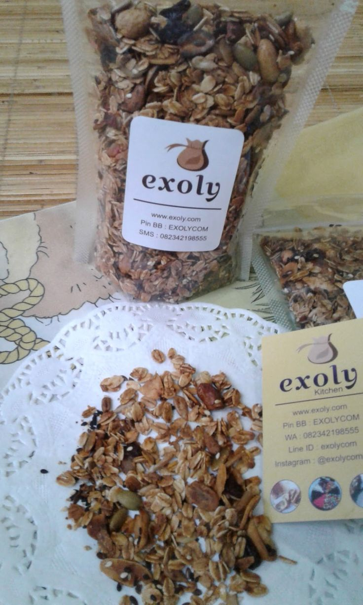 Granola Snack Sehat    Granola Snack Sehat  URL: http://bit.ly/2pBhEQ9 Managed by: IKAHANA http://bit.ly/2pL8aPu