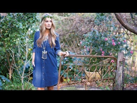 boho bird Bohemian Fashion Online + Exclusive To Birdsnest - YouTube