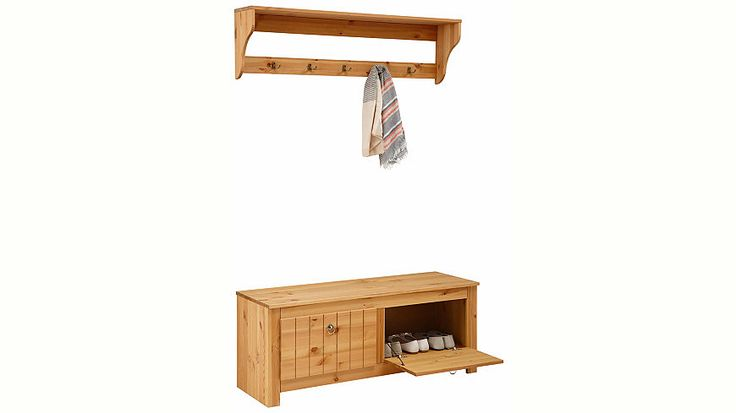 Jetzt Home affaire Garderoben-Set »Riga« (2-tlg.) günstig im yourhome Online Shop bestellen