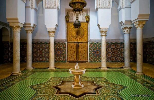 Architecture marocaine traditionnelle ..