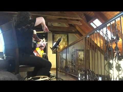 Dream (Priscilla Ahn) violin & guitar cover - YouTube
