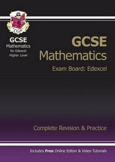 Get 75% off this educational book for those with exams soon. This book contains all-in-one exam preparation resources for Higher Level Edexcel GCSE Maths, including a free Online Edition to use on a PC, Mac or tablet device. Every Edexcel topic is clearly explained in CGP's informal, straightforward style, with plenty of tips and worked examples. Each mini-section is rounded off with a quick warm-up test and a selection of exam-style questions, with detailed answers at the back.