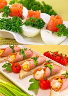 7 вариантов праздничных блюд Праздничные закуски на скорую руку, которые хочется съесть уже сейчас. Сохраняй, скоро пригодится!   Эксклюзивные шедевры кулинарии.