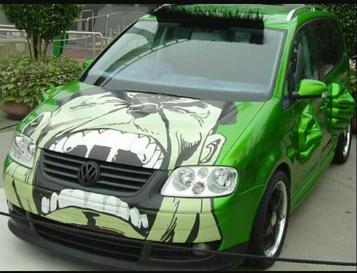 Angry ride fast and furious cars movie volkswagen touran