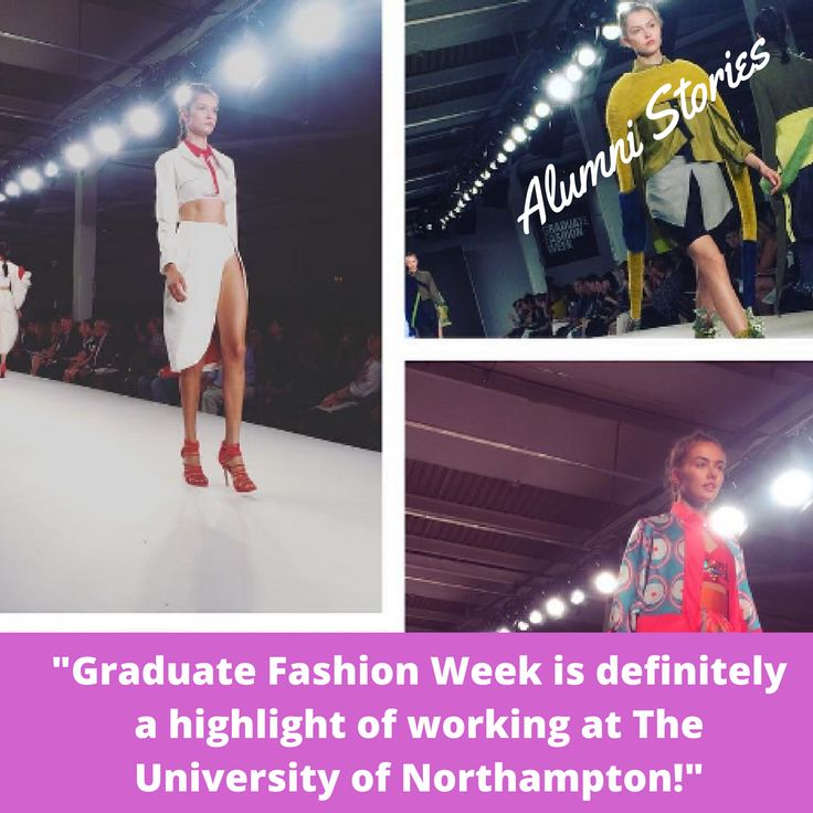 Fashion Marketing graduate, Leanne shares her experiences working as Marketing and Social Media Assistant at The University of Northampton