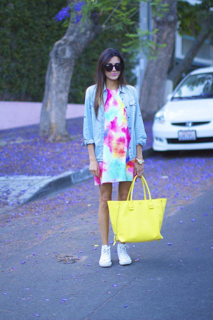 Tie-dyed :: Hello Fashion