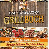 Das ultimative Grillbuch: Mit allem was man(n) zum Grillen braucht, EPUB, 3625139316, cookingebooks.info