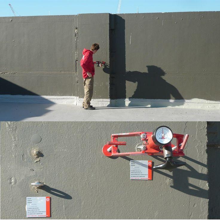 Anchor points sydney installation certification