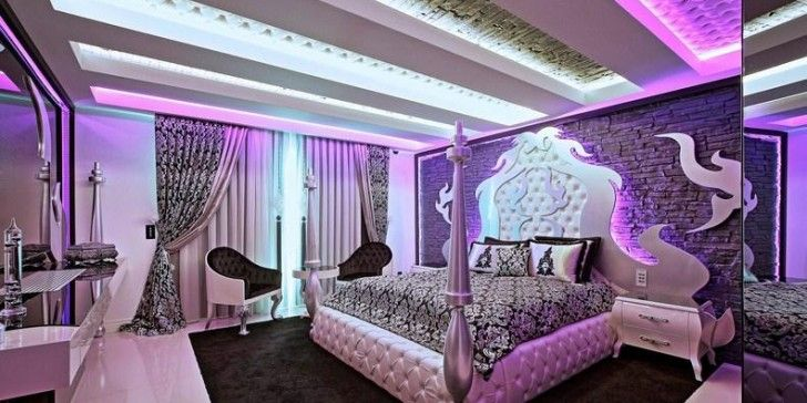 2016 Yatak Odası Dekorasyon Örnekleri