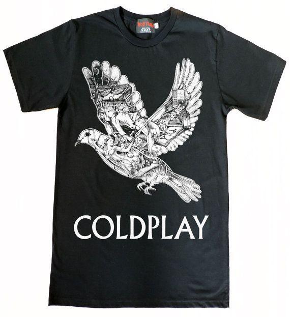 t shirt coldplay - Pesquisa Google
