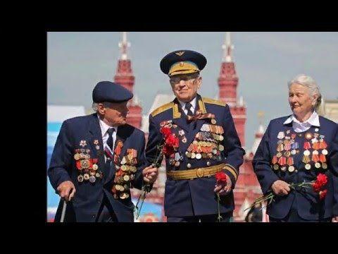 Парад на Красной площади 9 мая 2016 года.Фотоальбом
