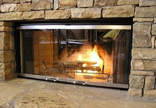 9 Best Majestic Fireplace Doors Images On Pinterest Fire Pits
