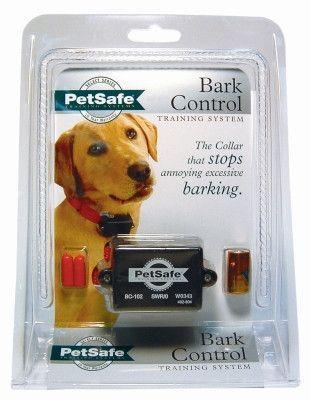 DOG TRAINING EQUIPMENT - BARK CONTROL COLLAR 1 CT