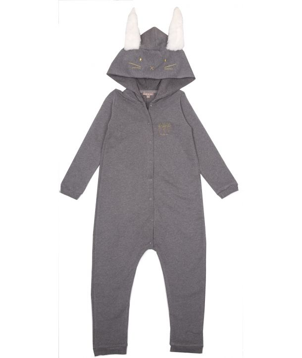 Overall Rabbit grey