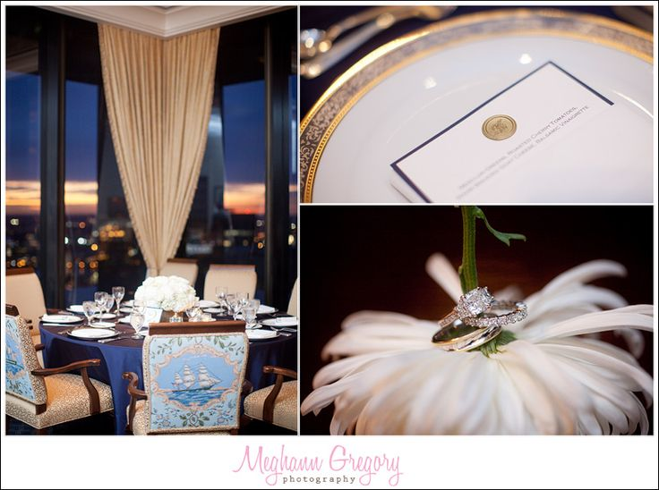 Jillian & Nils | Boston College Club | Meghann Gregory Photography | Flowers by Blooms of Hope