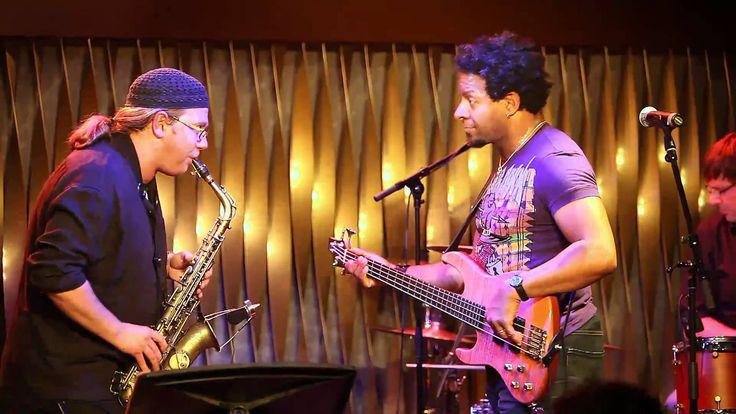 """New Juice""- The Alvin Mills Projekt at the BIX Jazzclub Stuttgart"
