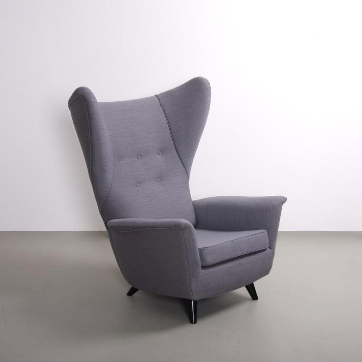 17 best images about ledersessel on pinterest mid. Black Bedroom Furniture Sets. Home Design Ideas
